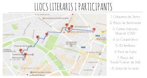 Mapa Ruta Literària