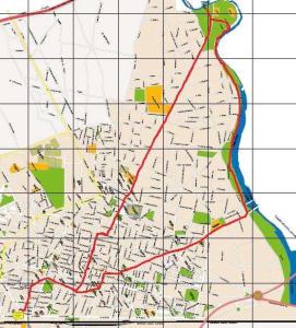 vila-real mapa